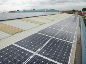 Loughborough – 22.5kW system