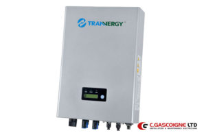 Trannergy PVI4000TL Solar Inverter Solar Panel Maintenance and Repairs