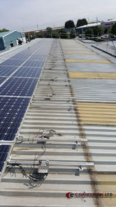 Solar Panel Removal